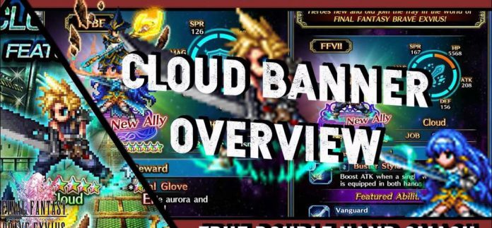 Who Are These Character Heroes? FF7 Banner Review w/ Cloud and non-FF7 units