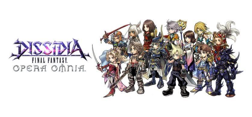 Dissidia Final Fantasy: Opera Omnia - Skill effects database