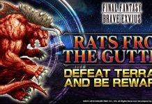 Terrarat trial in Final Fantasy Brave Exvius - Quick Tip