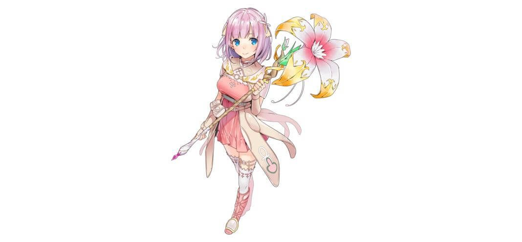Star Ocean: Anamnesis - Staves List (Global version)
