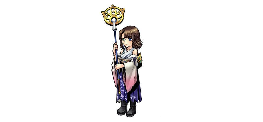 Dissidia Final Fantasy: Opera Omnia - Buffs list