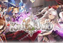 Full King's Raid Tier List for all classes