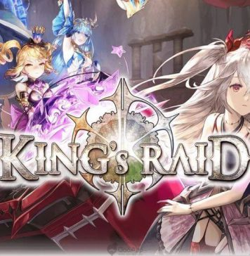 Full King's Raid Tier List for all classes
