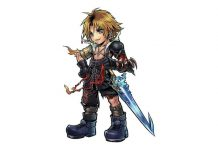 Dissidia Final Fantasy: Opera Omnia - Passives database