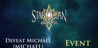 Event Guide: Defeat Michael [MICHAEL]