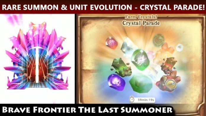 Guide: Crystal Parade