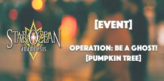 Event Guide: Operation: Be a Ghost! [PUMPKIN TREE]