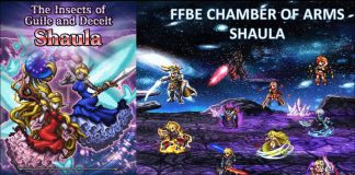 Quick & Dirty Shaula (Chamber of Arms) fight tips