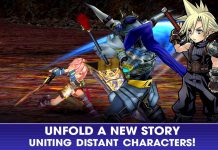 Awakening in Dissidia Final Fantasy: Opera Omnia