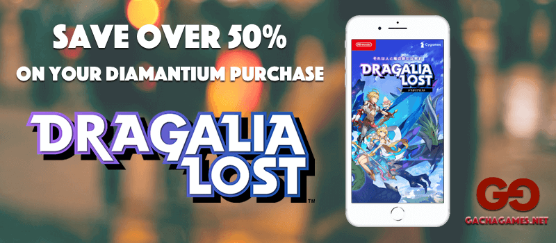 Dragalia Lost - Cheap Diamantium Top-up