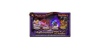 Final Fantasy Brave Exvius (FFBE) - Halloween Banner Review