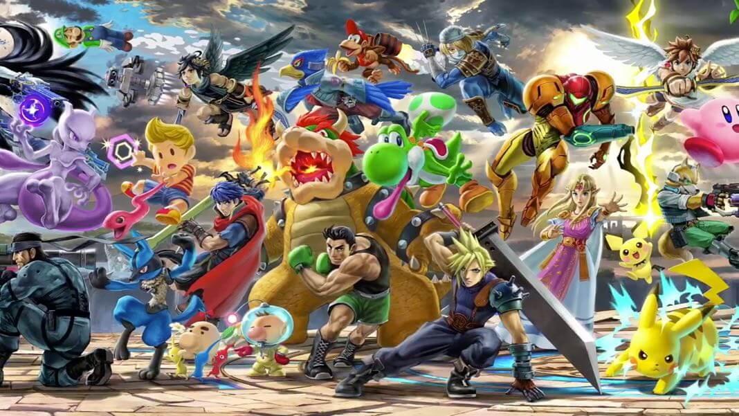 SSBU Tier List - Complete Super Smash Bros Ultimate Tier List
